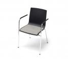 Sedák na židli S 161