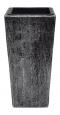 Květináč plast potažený folii SUNIX H-7511635 S 44x24x24 cm
