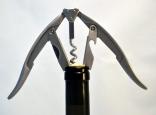 Otvírák na víno dvoukřídlový