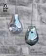 Soap Bommel svítidlo Silver velikost S