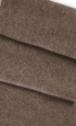 Kašmírový šál 100% hnědý