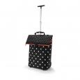 Nákupní taška na kolečkách Reisenthel Trolley M Mixed Dots
