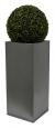 Květináč pozinkovaný plech SUNIX H-500201 S 60x26x26 cm