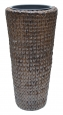 Květináč vodní hyacint SUNIX H-611013 M Tmavý 75x35 cm