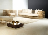 Yin & Yang sofa XL Natural