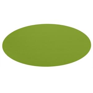 Kruhový koberec 120cm Bigdot zelený