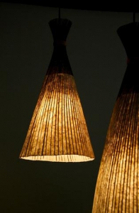 Designové svítidlo závesné Luau
