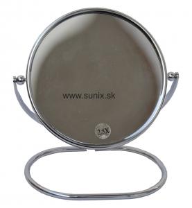 Kosmetické zrcadlo zvětšovací skládací Sunix ET-05215