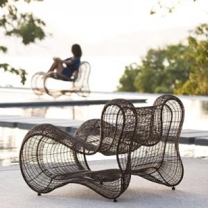 Pigalle designové křeslo exteriérové