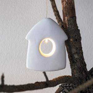 Dekorační osvětlení LED domeček