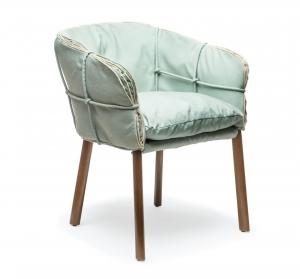Židle Parchment