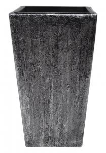 Květináč plast potažený folii SUNIX H-7511635 M 54x34x34 cm