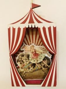 Dreveny domček cirkus 2