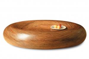 Moderní konferenční stolek Egg L