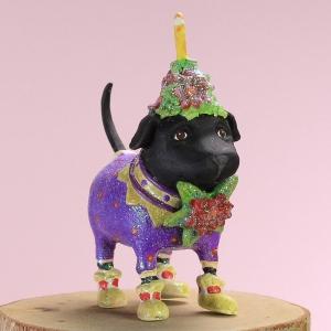 Patience Brewster čierny labrador