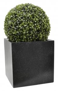 Květináč sklolaminát kostka SUNIX 2006 S 30x30x30 cm