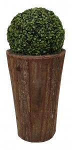 Květináč exotická kůra SUNIX H-6111697 S 45x25 cm