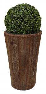 Květináč exotická kůra SUNIX H-6111697 M 55x35 cm