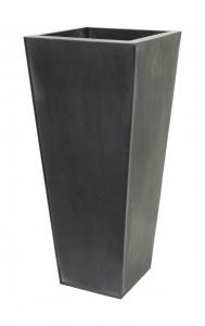 Květináč pozinkovaný plech SUNIX H-501011 L 105x48x48 cm