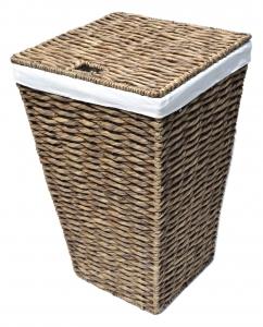 Koš na prádlo - Prádelní koš SUNIX  H-120154 XL 46x46x72