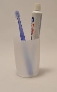 Pohár plastový 6,5 x9, 5 cm