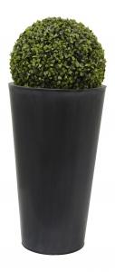 Květináč pozinkovaný plech Sunix H-511011 S 59x35 cm