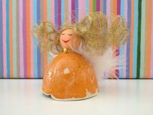 Anděl S oranžový